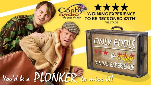 Only Fools... The Cushty Dining Experience