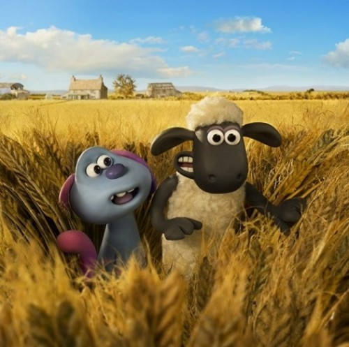 Corby Big Film Week - Shaun the Sheep films