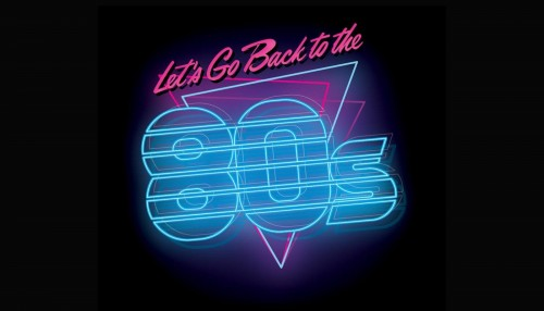 Back to The 80's Tribute Night