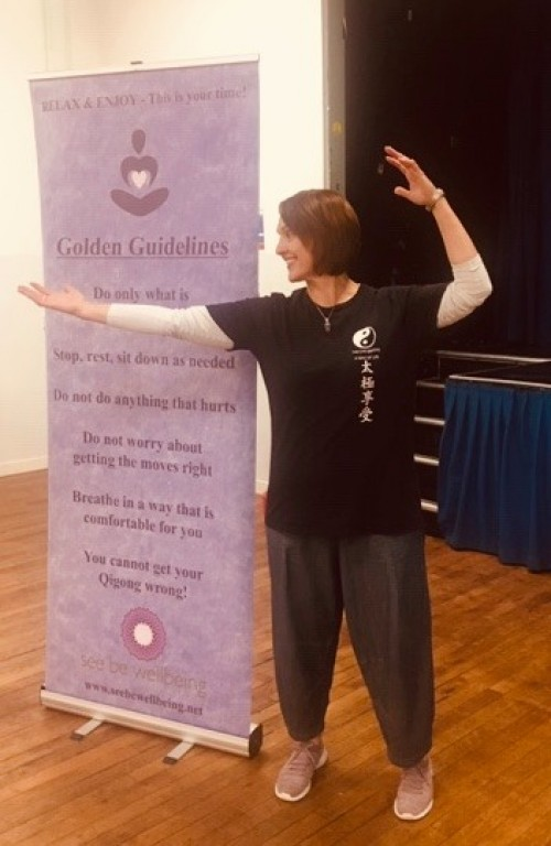 Tai Chi Qigong at Wilbarston Village Hall