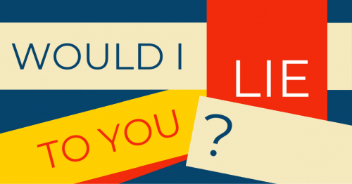 CATS Fundraiser: Would I Lie To You?