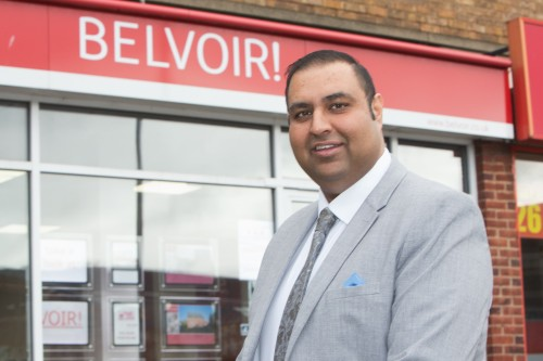 Belvoir Corby Sales & Lettings