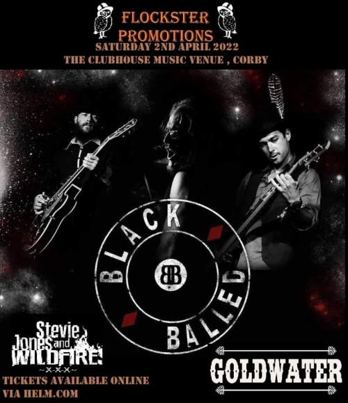 Blackballed , Stevie Jones and The Wildfires , Goldwater