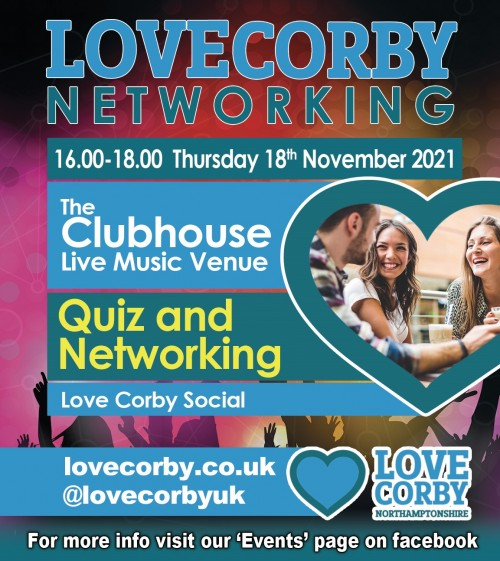 Love Corby November Networking meeting
