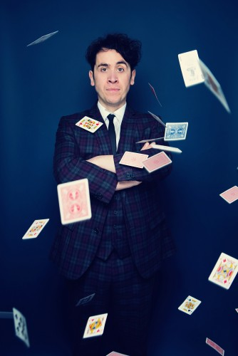 Pete Firman: Marvels