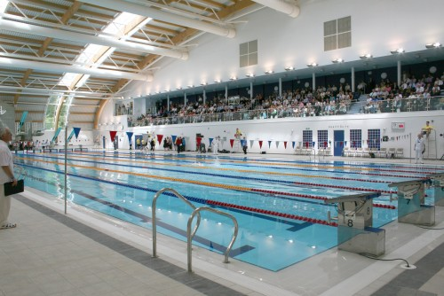 Corby East Midlands International Pool